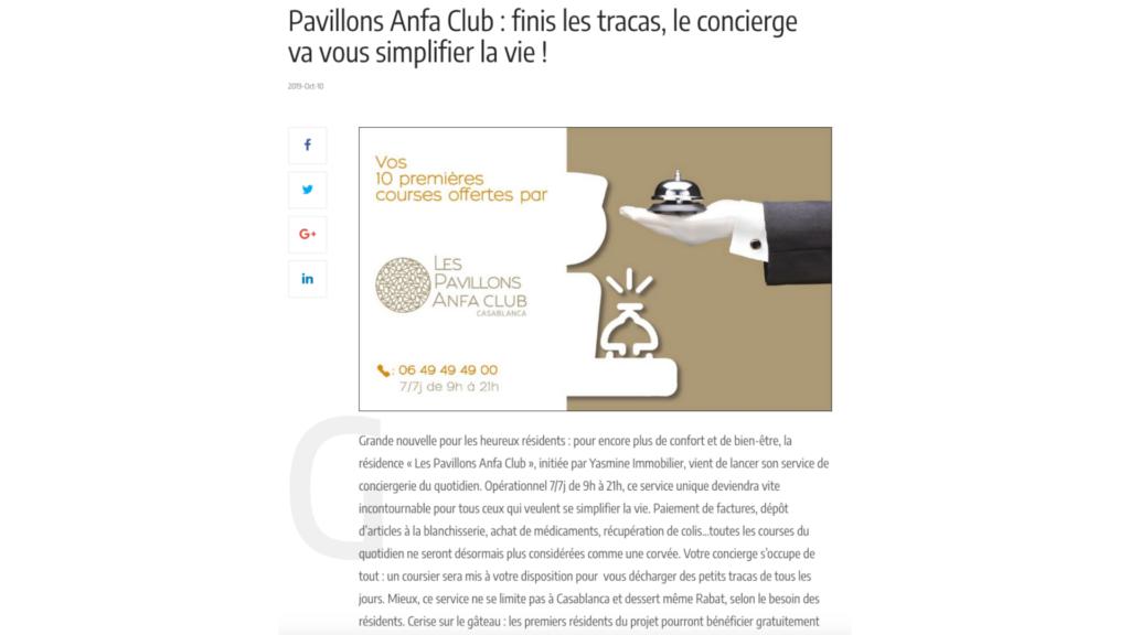 Conciergerie LPAC